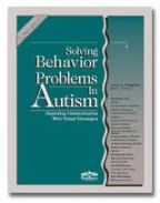 solving behavioral problems in autism