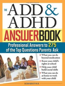add&adhd answer book