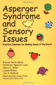 asperger syndrome and sensory issues
