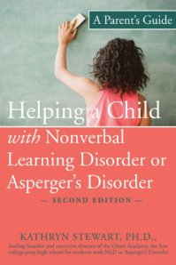 helping a child with nonverbal learning disorder or asperger's disorder