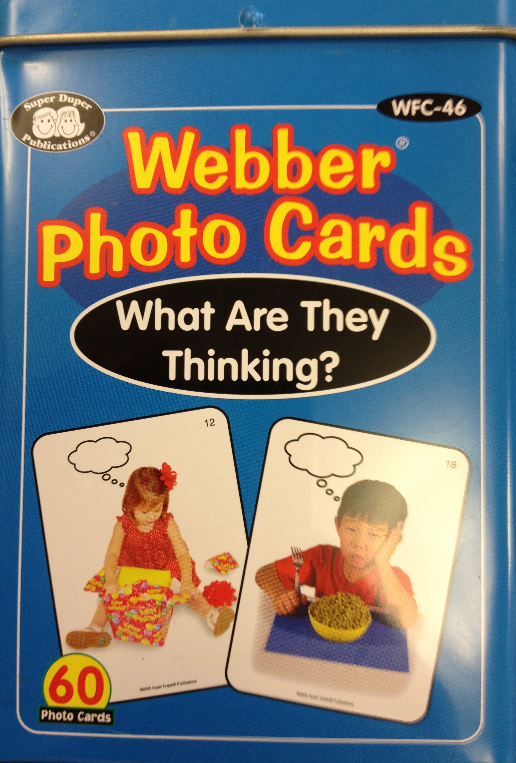 Webber photo cards what are they thinking