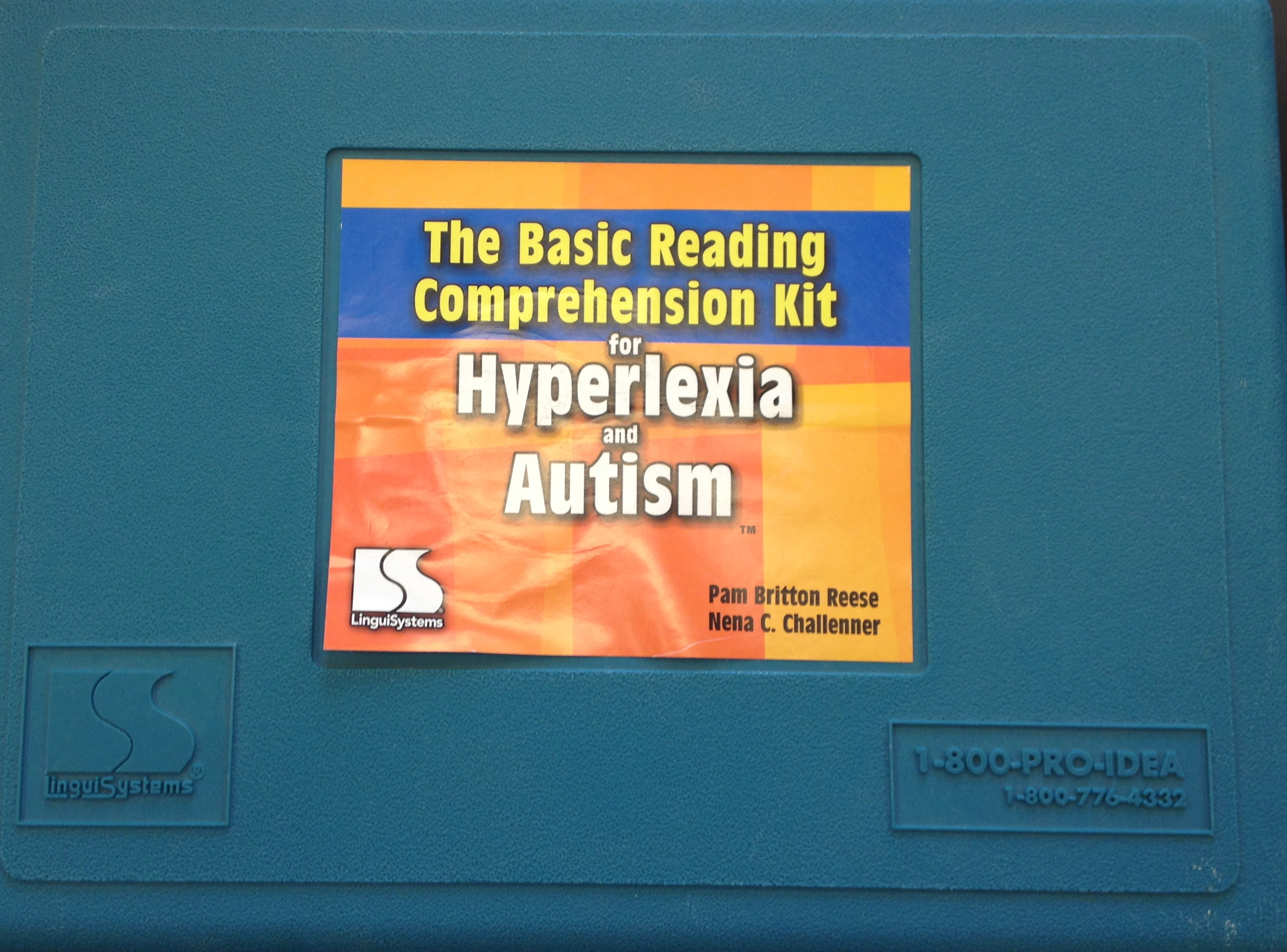 Worksheet Reading Comprehension Programs the basic reading comprehension kit for hyperlexia autism tap autism