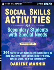 social skills activities for secondary