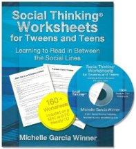 social thinking worksheets