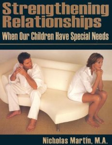 strengthening relationships when our children have special needs