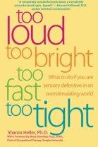 too loud too bright