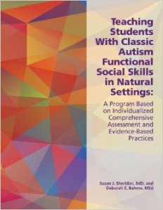 teaching students with classic autism