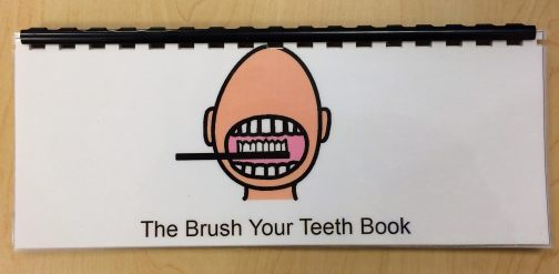 the brush your teeth book